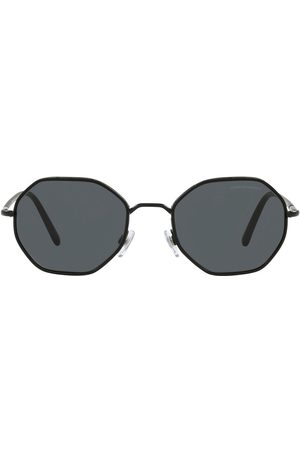 Armani Mężczyzna Okulary przeciwsłoneczne - Black