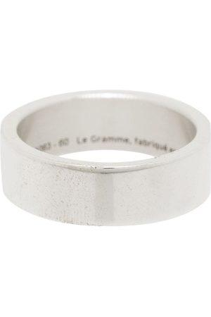 Le Gramme Mężczyzna Pierścionki - Silver