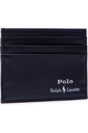 Polo Ralph Lauren Portmonetki i Portfele - Etui na karty kredytowe - Mpolo Co D2 405803867002 Black