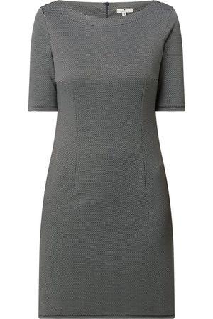 TOM TAILOR Sukienka w tkany wzór