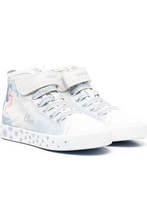 Geox Dziewczynka Sneakersy - White