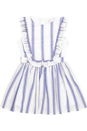 MORLEY Flamenco striped cotton dress
