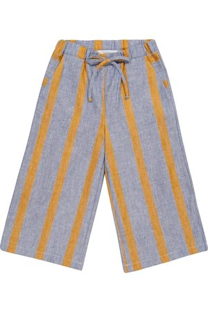 PAADE Sasha linen and cotton pants
