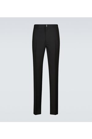 Givenchy Elasticated wool pants