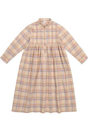 MORLEY Faiza Concord checked cotton dress