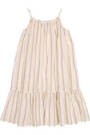 PAADE Noel striped cotton dress