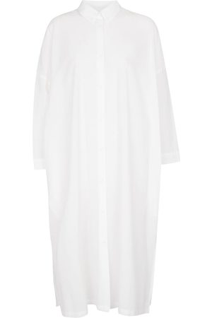 Max Mara Bibo cotton midi dress