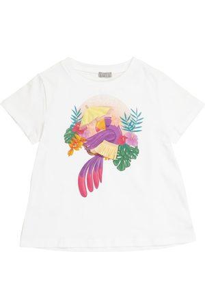 Il gufo Toucan cotton T-shirt