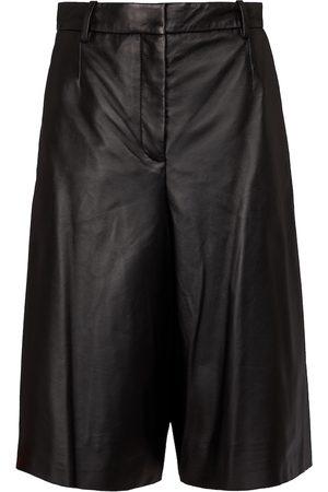 Joseph Teresa leather culottes