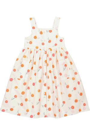 BONPOINT Laly printed cotton dress