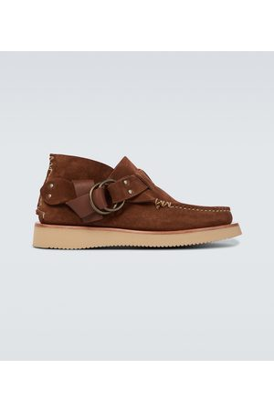 YUKETEN Ring leather boots