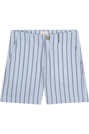 MORLEY Lennon striped cotton shorts
