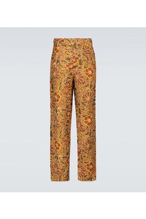 Nanushka Evon printed wide-leg pants