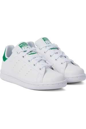 adidas Stan Smith faux leather sneakers