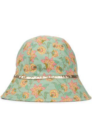 Louise Misha Granima floral rain hat
