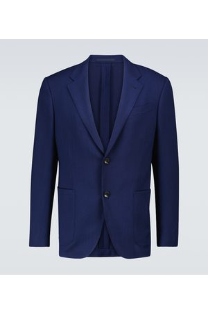 Ermenegildo Zegna HP packaway jacket
