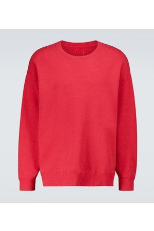 VISVIM Jumbo Numbering crewneck sweatshirt