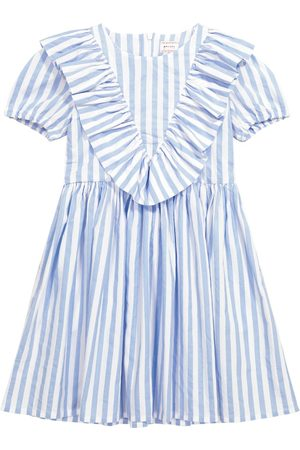 MORLEY Nova striped cotton dress