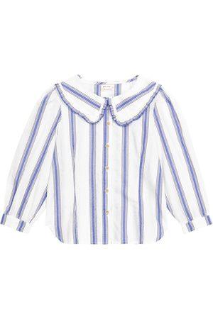 MORLEY Narcis cotton shirt