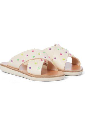 Ancient Greek Sandals Little Thais Soft leather sandals