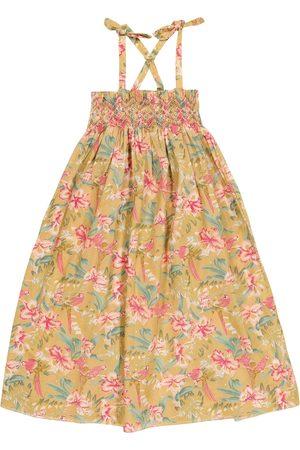 Louise Misha Marceline floral cotton dress