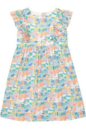 BONPOINT Stephanie Liberty printed cotton dress