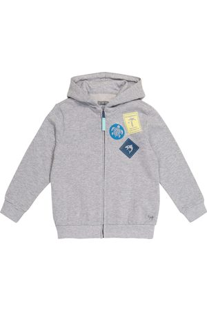 Il gufo Cotton hoodie