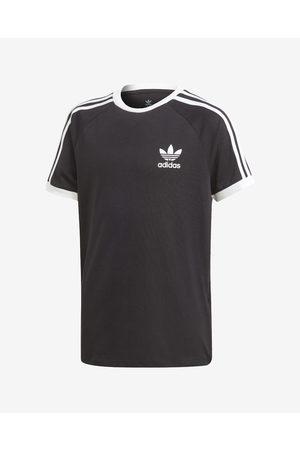 adidas Z krótkim rękawem - 3 Stripes Koszulka dziecięce
