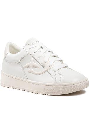 Pinko Sneakersy - Liquirizia 6 Sneaker PE 21 BLKS1 1H20WW Y76Y Bianco Z04