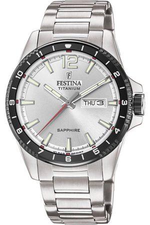 Festina Zegarek - Titanium Sport 20529/1 Silver