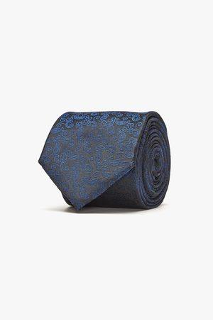 Recman Mężczyzna Krawaty - Krawat paisley 200