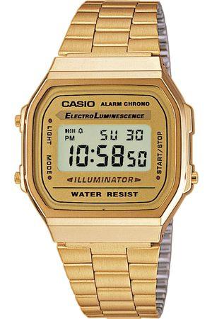 Casio Zegarek - Vintage A168WG-9EF Gold/Gold