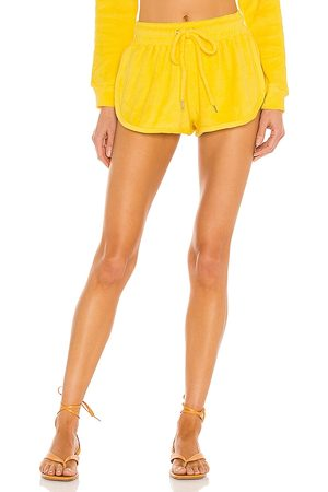 Mikoh Luca Short in - Yellow. Size 1/S (also in 2/M, 3/L).