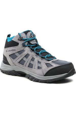 Columbia Mężczyzna Buty trekkingowe - Trekkingi - Redmond III Mid Waterproof BM0168 Graphite/Black 053