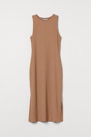 H&M Kobieta Sukienki - Sukienka w prążki