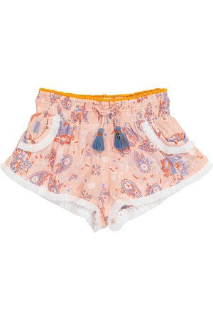Poupette St Barth Kids Exclusive to Mytheresa – Lulu floral shorts