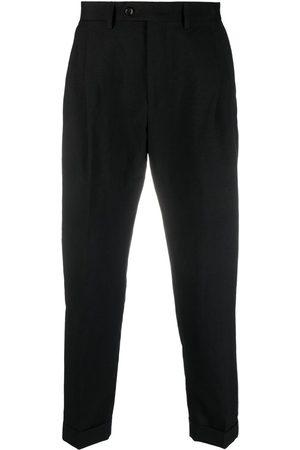 Dell'oglio Mężczyzna Spodnie eleganckie - Black