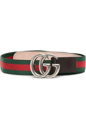 Gucci Chłopiec Szelki - Green