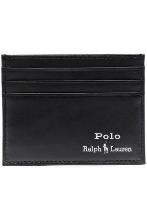 Polo Ralph Lauren Mężczyzna Portmonetki i Portfele - Black