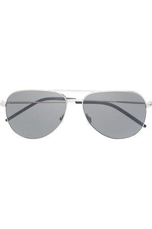Saint Laurent Mężczyzna Okulary przeciwsłoneczne - Black