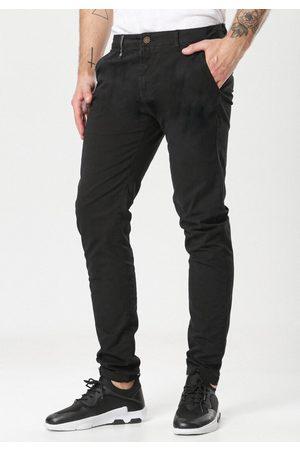 BORN2BE Czarne Spodnie Hyssa