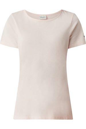 RedGreen T-shirt z bawełny model 'Jenna'