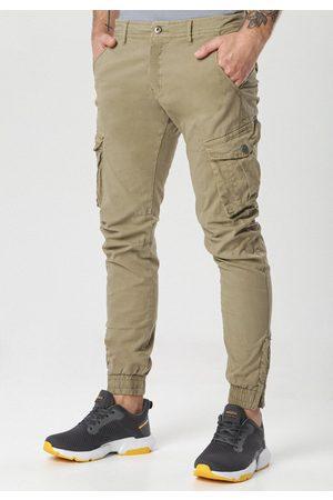 BORN2BE Khaki Spodnie Kleodone