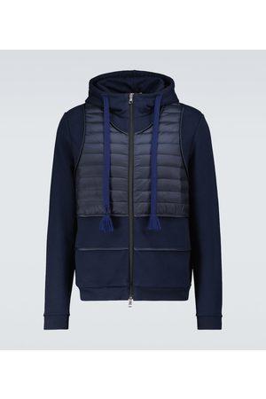 Moncler Genius Bluzy z kapturem - 5 MONCLER CRAIG GREEN zipped sweatshirt