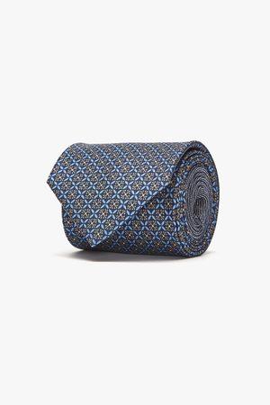 Recman Mężczyzna Krawaty - Krawat winman granatowy classic 221