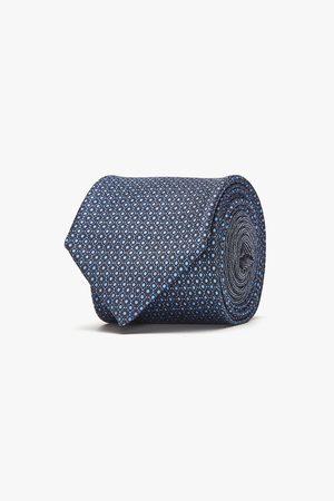Recman Mężczyzna Krawaty - Krawat winman granatowy classic 223