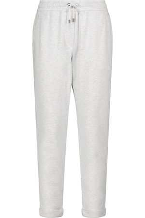 Brunello Cucinelli Exclusive to Mytheresa – Cotton jersey sweatpants