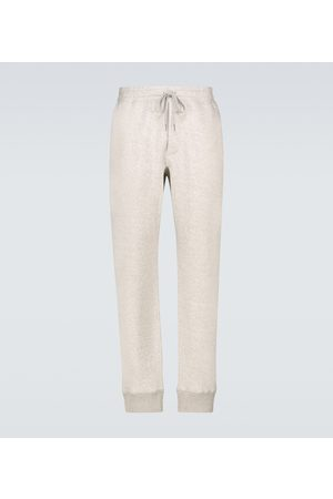 Tom Ford Spodnie dresowe - Vintage jersey sweatpants