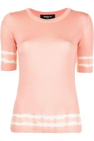 Paule Ka Kobieta Swetry i Pulowery - Pink