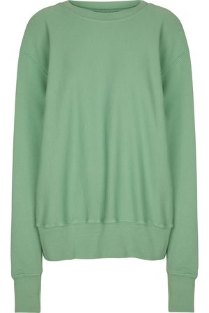 Les Tien Kobieta Bluzy sportowe - Cotton fleece sweatshirt